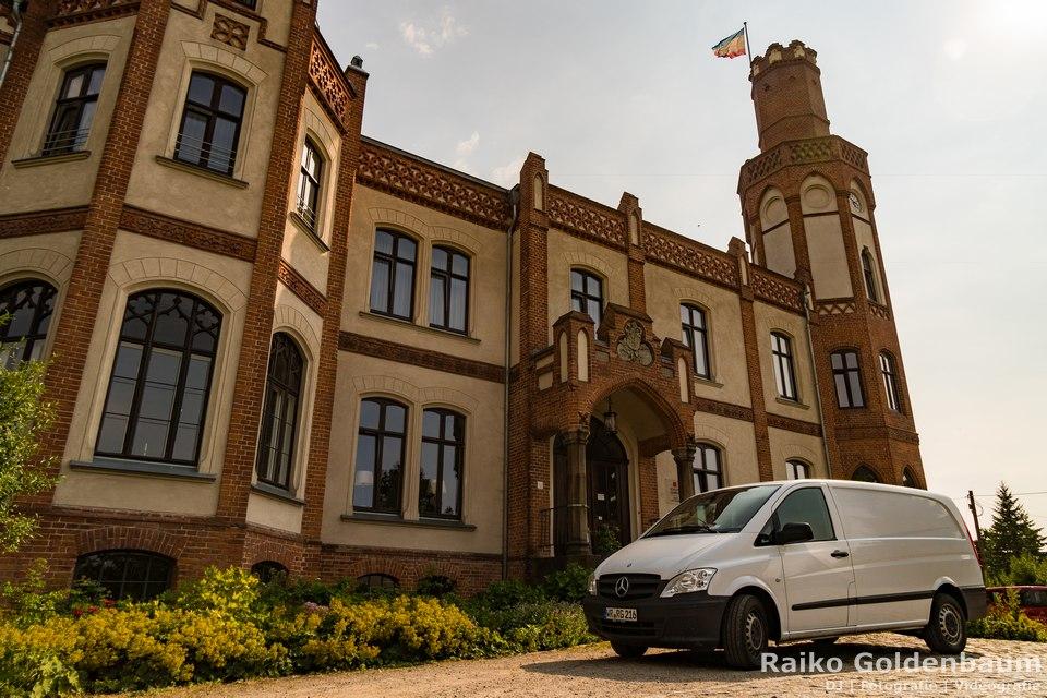 Schloss Gamehl Wismar