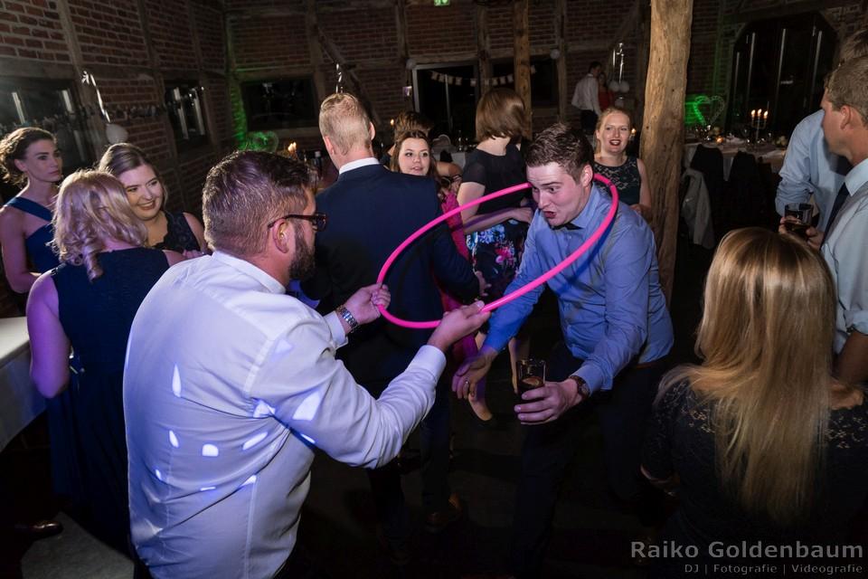 Hochzeit Gut Lippesee Paderborn DJ