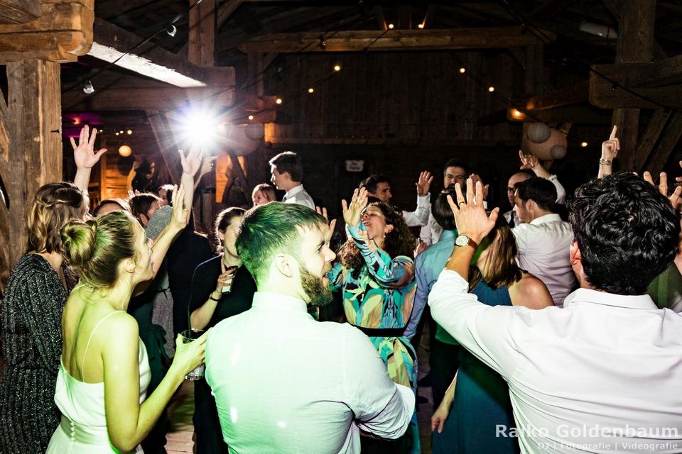 DJ Schliersee Hochzeit