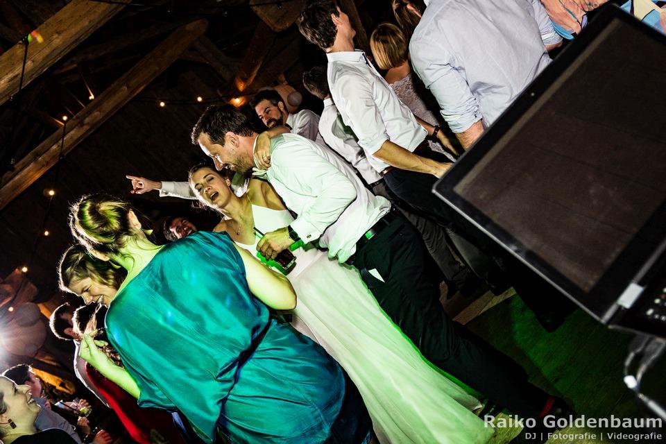 DJ Schliersee Hochzeitsfeier