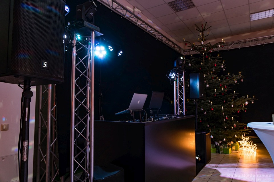 DJ Weihnachtsfeier Bad Oldesloe