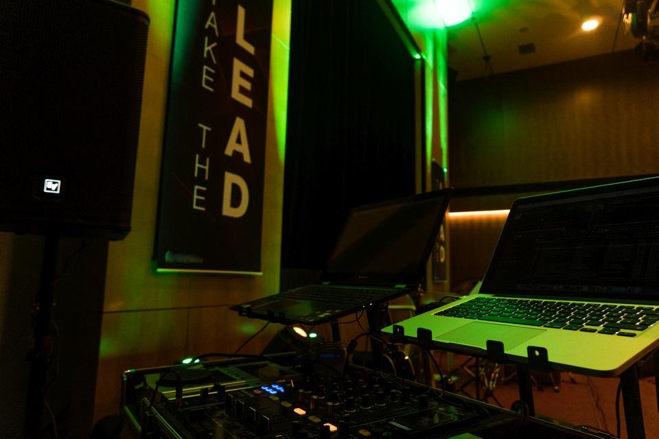 Event DJ Dresden Congress Center