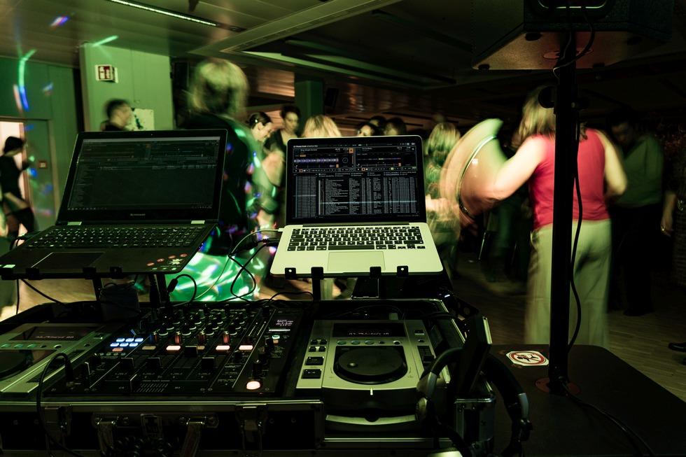 Event DJ Weihnachtsfeier Berlin