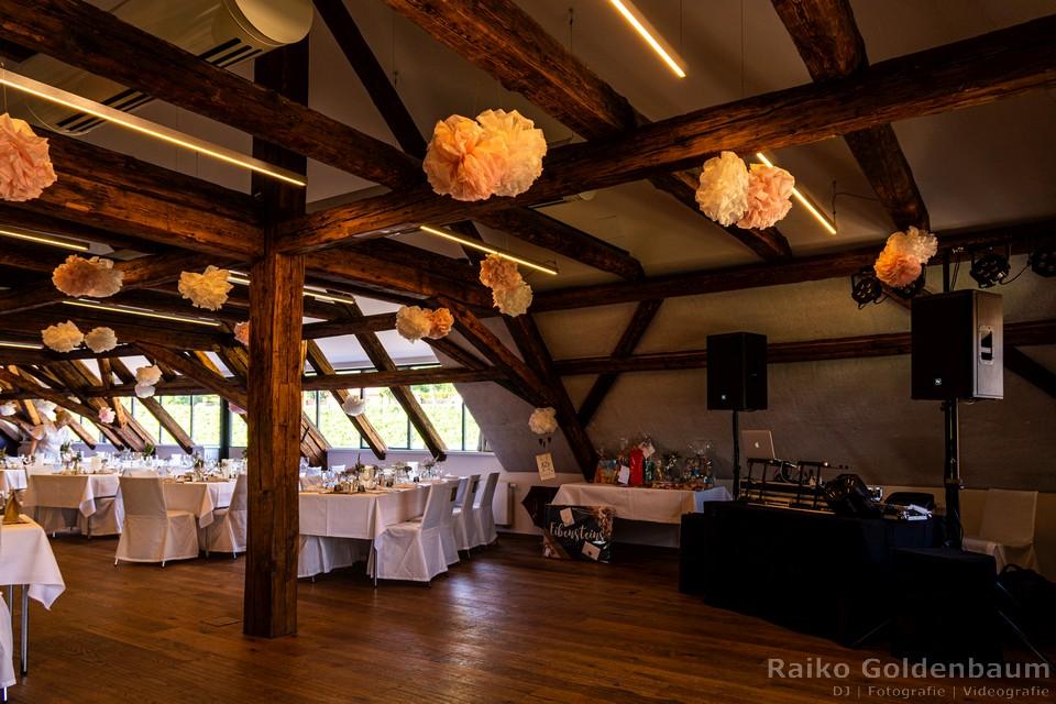 Hoflößnitz Radebeul Hochzeitsdiscjockey